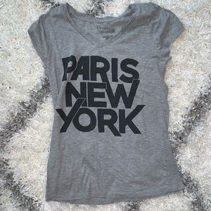 🛍Paris New York t-shirt🛍
